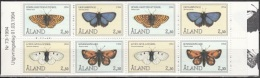 Aland    Scott No.  81a     Mnh      Year  1994     Complete Booklet - Aland