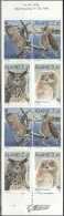 Aland    Scott No.  125a     Mnh      Year  1995     Complete Booklet - Aland