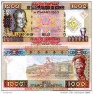 GUINEA 1000 Francs 2010 Commemorative **UNC** - Guinea