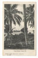 ÎLES  FIDJI  /  FIJI  /  TAVIUNI  /  COAST  SCENE  /  Published By MORRIS , HEDSTROM  & Co., LEVUKA , FIJI - Fidji