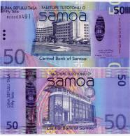 SAMOA        50 Tala        P-41a     ND (2008)     UNC - Samoa