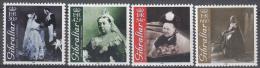 Gibraltar - 100 Todestag Von Königin Viktoria - 100e Sterfdag Van Koningin Victoria - MNH - M 951-954 - Familias Reales
