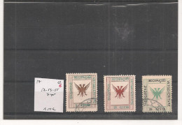 ALBANIE     O     XX     1914-1967    Y/T - Albania