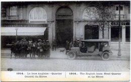 76 LE HAVRE ++ 1914... . La Base Anglaise - Quartier Général Du Havre ++ - Altri