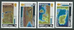 1982 JERSEY EUROPA MNH ** - VA27 - Jersey