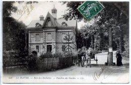 76 LE HAVRE ++ Bois Des Hallattes - Pavillon Des Gardes ++ - Altri