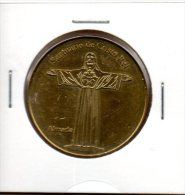 Monnaie De Collection NationalTokens : Santuario De Cristo Rei - Tokens & Medals