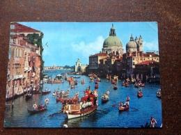 VENEZIA Canal Grande - Regata Storica - Venezia (Venice)