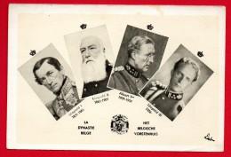 La Dynastie Belge : Léopold 1er, Léopold II, Albert 1er Et Léopold III. Editions L.A.B. - Familles Royales
