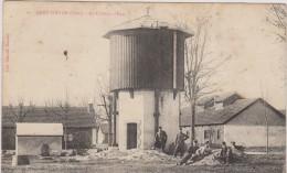 CAMPS D´AVOR. Le Chateau D´eau - Avord
