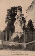Fontaine Les Dijon : Monument Des Morts De 1870 (Editeur Louis Venot, LV N°148) - France