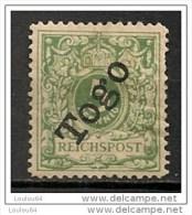Timbres - Allemagne - Etranger - Togo - 1897/1898 - 5 Pf. - Faux - False - Falso - - Kolonie: Togo