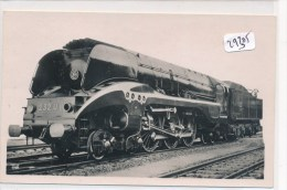AC - Image Technique SNCF (  2 Scans) - Locomotive - Old Paper
