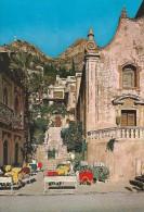 Taormina   - Angle The Paradise   # 04635 - Italy