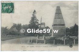 CASSEL - Terrasse Du Château, Le Monument (moulin) - N° 18 - Cassel