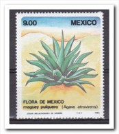 Mexico 1983, Postfris MNH, Plants - Mexico