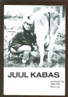 Artiste (Geen Postkaart )  Chanteur - Chanteuse - Zanger - Zangeres : Juul Kabas - Zangers En Musicus