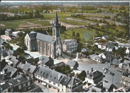 CHATEAUGIRON - VUE AERIENNE- L EGLISE - Châteaugiron