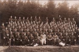 CP Photo 14-18 Soldats Allemands Du IR 29 (A113, Ww1, Wk 1) - Guerre 1914-18