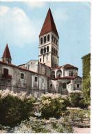 71 TOURNUS - Abbatiale St-Philibert - L'Abside - France