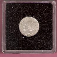 NEDERLAND 25 CENT ZILVER 1940 UNC - [ 3] 1815-… : Royaume Des Pays-Bas