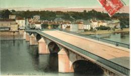 CPA 91  CORBEIL LE PONT 1909 - Corbeil Essonnes