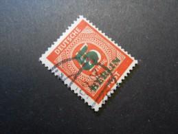 Berlin (West)  Mi64  5Pf A. 45Pf -  Marken All. Besetzung  1949 - [5] Berlin