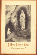Calendrier Kalender 1928 - Palais Du Rosaire Lourdes - Calendriers