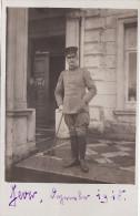 AK Foto 1918 JEVER - Soldaten (A113, Ww1, Wk 1) - Jever