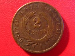 Etats-Unis - USA - 2 Cents 1865 4859 - Bondsuitgaven
