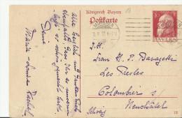 =BAYEREN GS  1913 MUCHEN - Bavaria