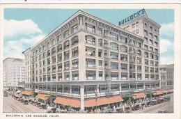 California Los Angeles Bullock's Department Store