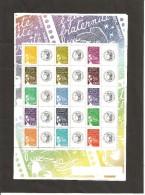 MINIFEUILLE   F 3688 B    LOGO  CERES  NEUF XX - Gepersonaliseerde Postzegels