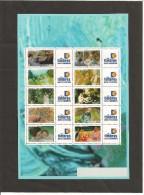 MINIFEUILLE   F 3866 A    LOGO   TIMBRES PERSONNALISES  NEUF XX - Gepersonaliseerde Postzegels