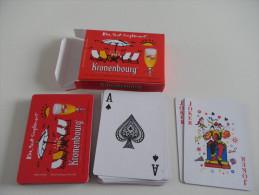 jeu de 52 cartes � jouer - KRONENBOURG - BIERES BRASSERIES alcool