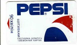 Belarus, Chip 90 Units Pepsi Cola, Beltelekam, - Belarus