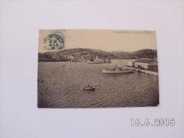 Philippeville. - Le Port Et La Ville.  (19 - 11 - 1906) - Philippeville