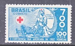 BRAZIL B 7    ** - Unused Stamps