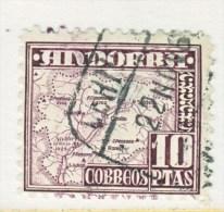 SPANISH  ANDORRA  49    (o) - Spanish Andorra