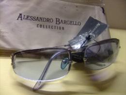 GAFAS DE SOL ALESSANDRO BARGELLO COLLECTION CON SU FUNDA - Gafas/Lentes De Sol
