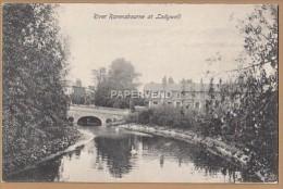 London  LEWISHAM  River Ravensbourne At Ladywell  L254 - London Suburbs