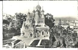 ! - France - Nice - L'Eglise Russe - Photo Carte Postale Vierge - Non Classés