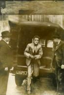 France Lyon Criminologie Eglise De Caluire Organiste Ancienne Photo De Presse 1937 - Unclassified