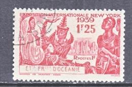 OCEANIA  124   (o)   NEW YORK  EXPO. - Oceania (1892-1958)
