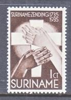 SURENAME  B 16  * - Surinam