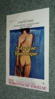 AFFICHE CINEMA Belge ANNEES 1960/1970    Une Anglaise Romantique  (The Romantic Englishwoman) - Affiches & Posters