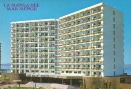 P1101 - POSTAL - LA MANGA DEL MAR MENOR - HOTEL DOBLEMAR CASINO - CASINO DEL MAR MENOR - Murcia