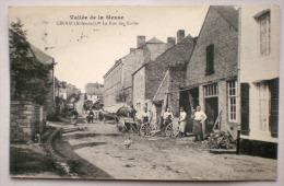 08 CHOOZ 1919 ATELIER MARECHAL FERRANT CHARRON Animée - Ardennes - Ed. Fesson - Artisanat