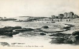 BEG MEIL -29- LA PLAGE DES DUNES - Beg Meil
