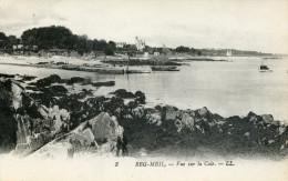 BEG MEIL -29- VUE SUR LA CALE - Beg Meil